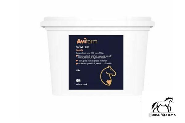 Aviform MSM Horse Joint Supplement